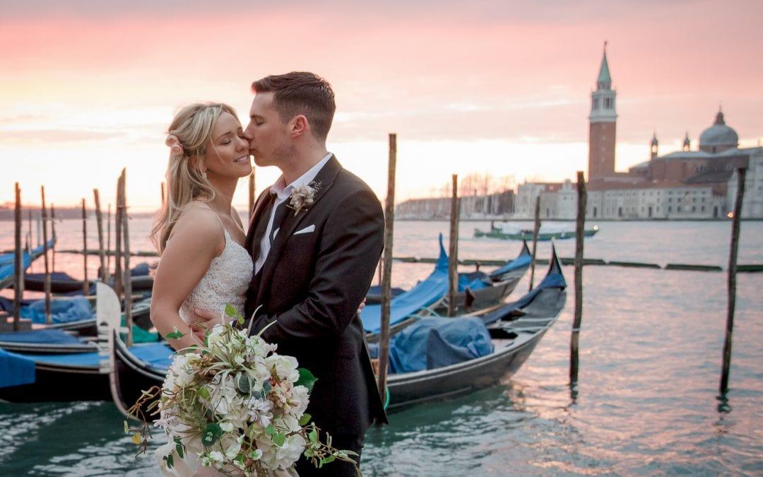 Destination Wedding – Venice Italy