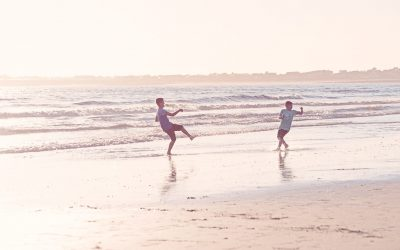 Beach Family Photography Shoot – Ogmore-by-Sea